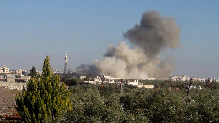 Що там у Сирії – хроніка подій за 27 травня