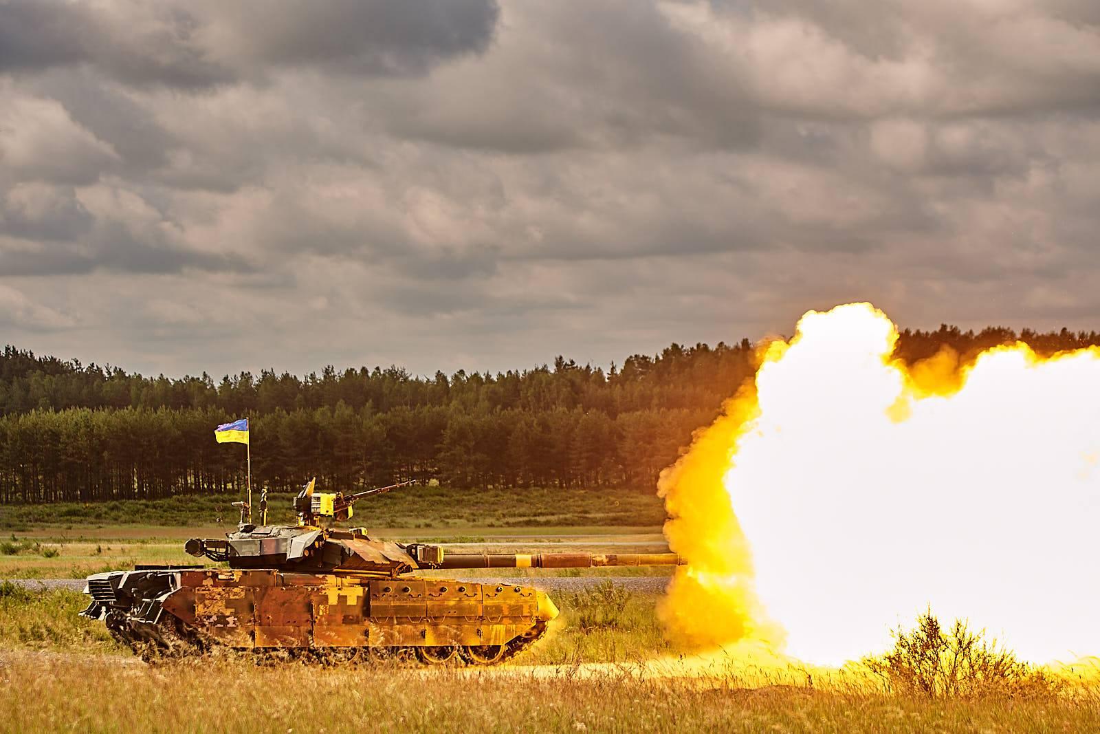 Дещо детальніше про Strong Europe Tank Challenge 2018