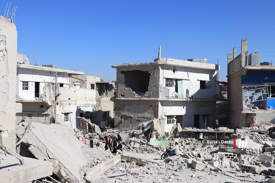 Що там у Сирії – хроніка подій за 27 червня