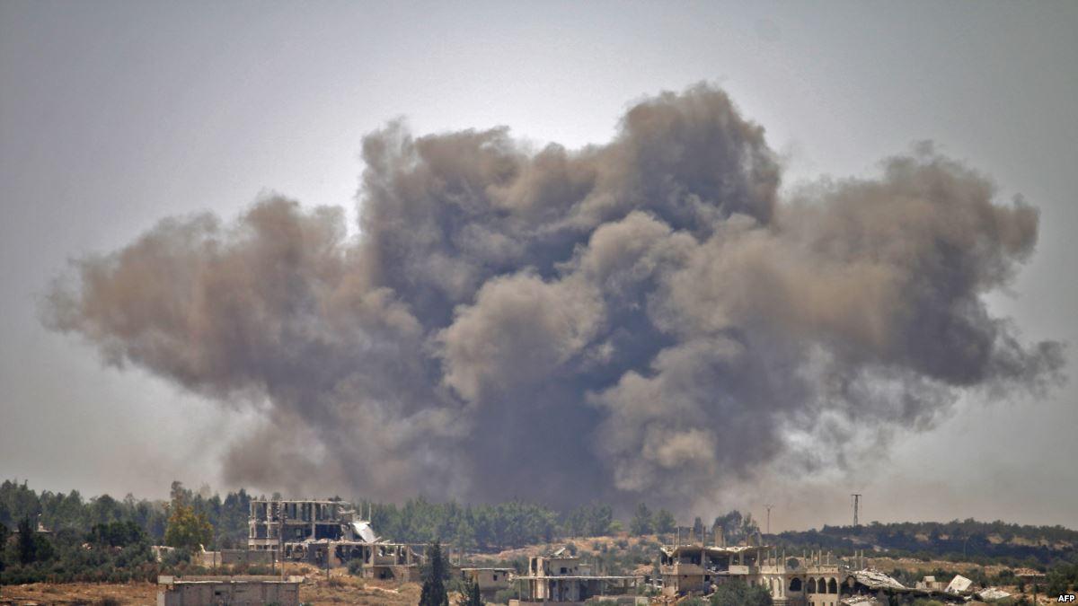 Що там у Сирії – хроніка подій за 11 липня
