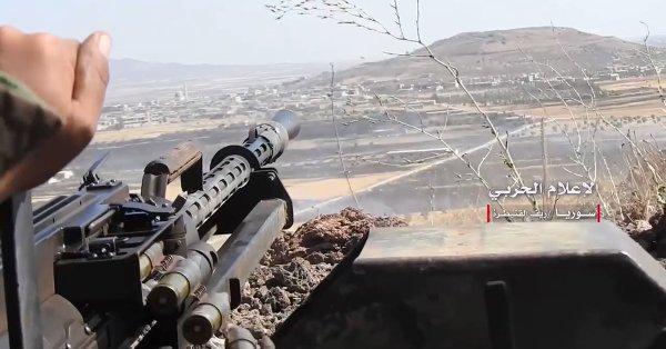 Що там у Сирії – хроніка подій за 16 липня
