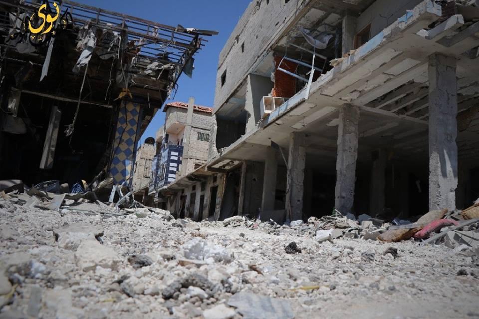 Що там у Сирії – хроніка подій за 18 липня