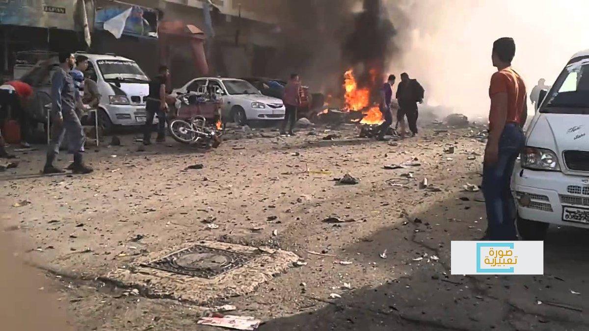 Що там у Сирії – хроніка подій за 24 липня
