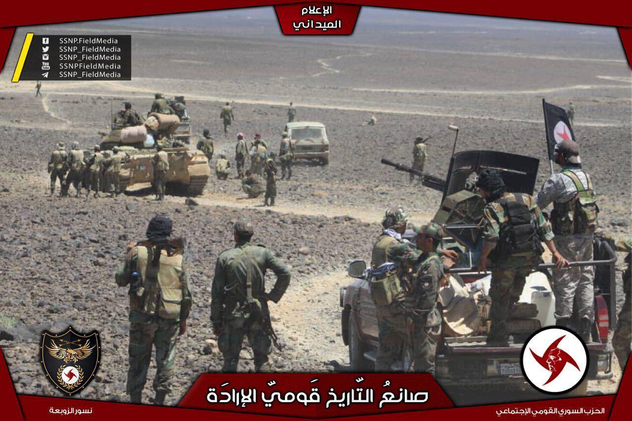 Що там у Сирії – хроніка подій за 7-8 серпня