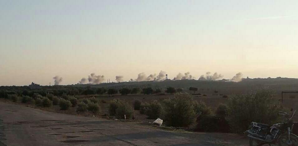 Що там в Сирії – хроніка подій за 17-18 листопада