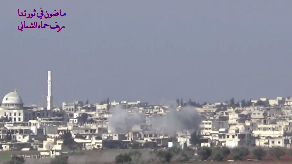Що там в Сирії – хроніка подій за 19-20 січня