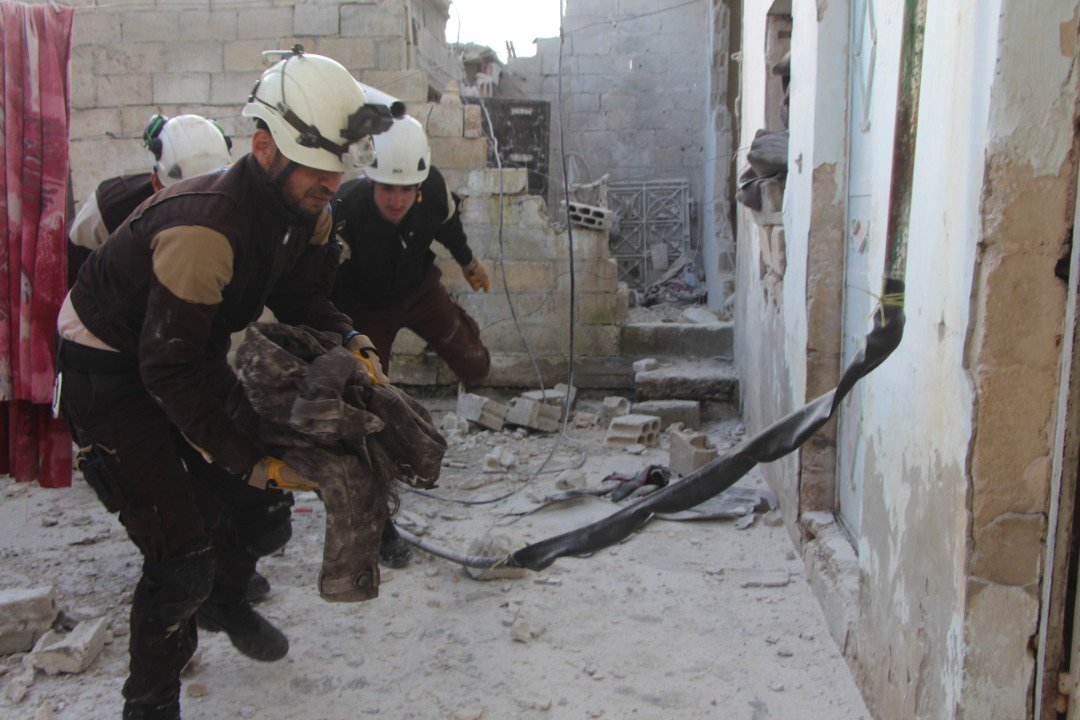 Що там в Сирії – хроніка подій за 23-24 січня