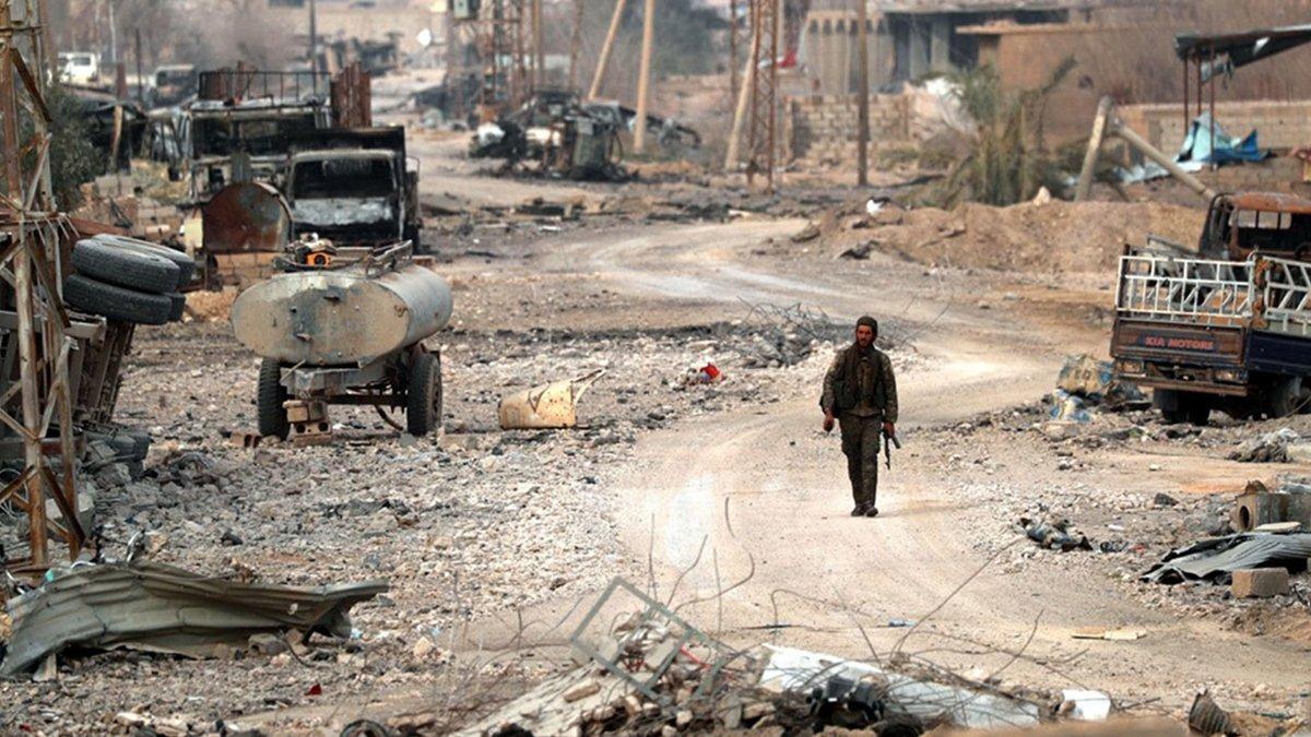 Що там в Сирії – хроніка подій за 11-12 лютого