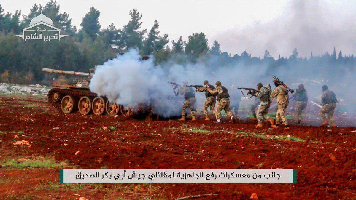 Що там в Сирії – хроніка подій за 13-14 лютого