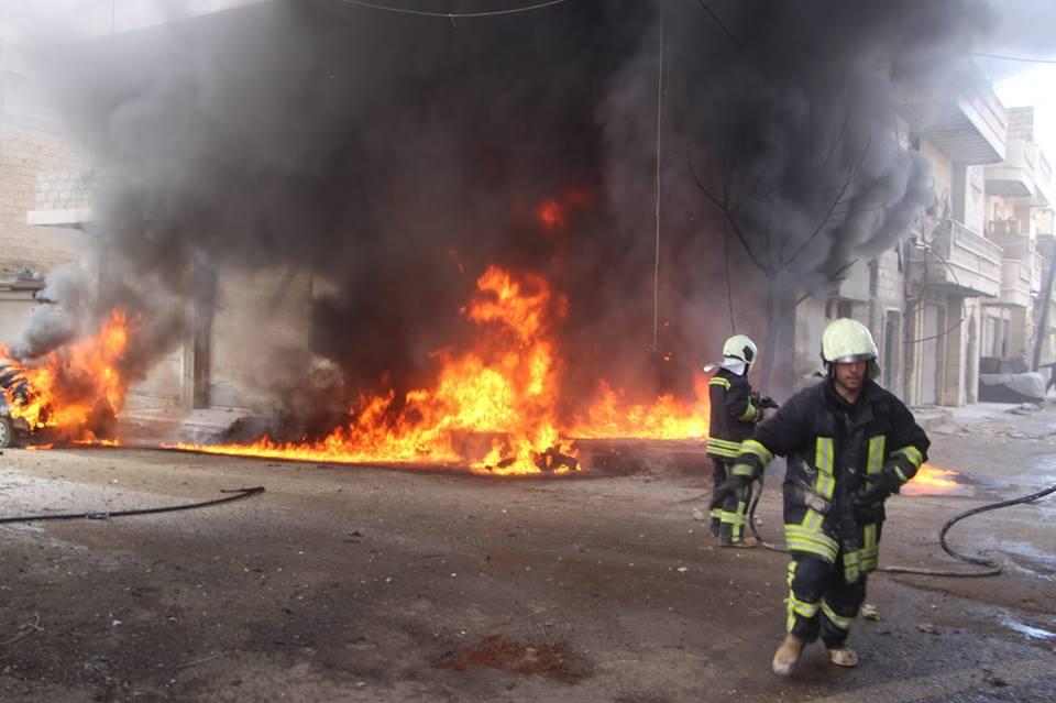 Що там в Сирії – хроніка подій за 17-18 лютого