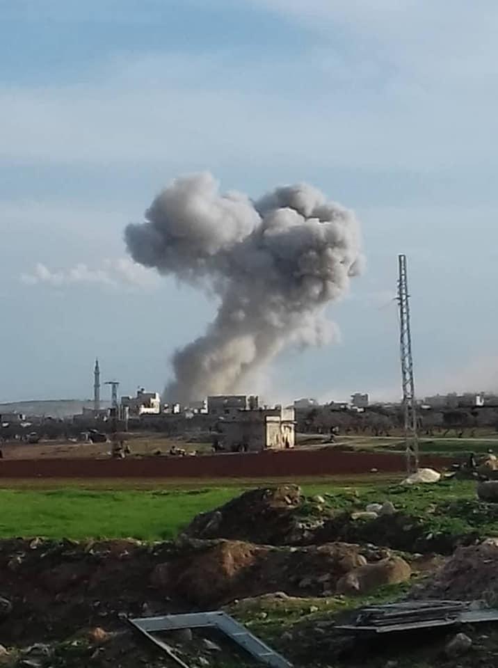 Що там в Сирії – хроніка подій за 21-22 березня
