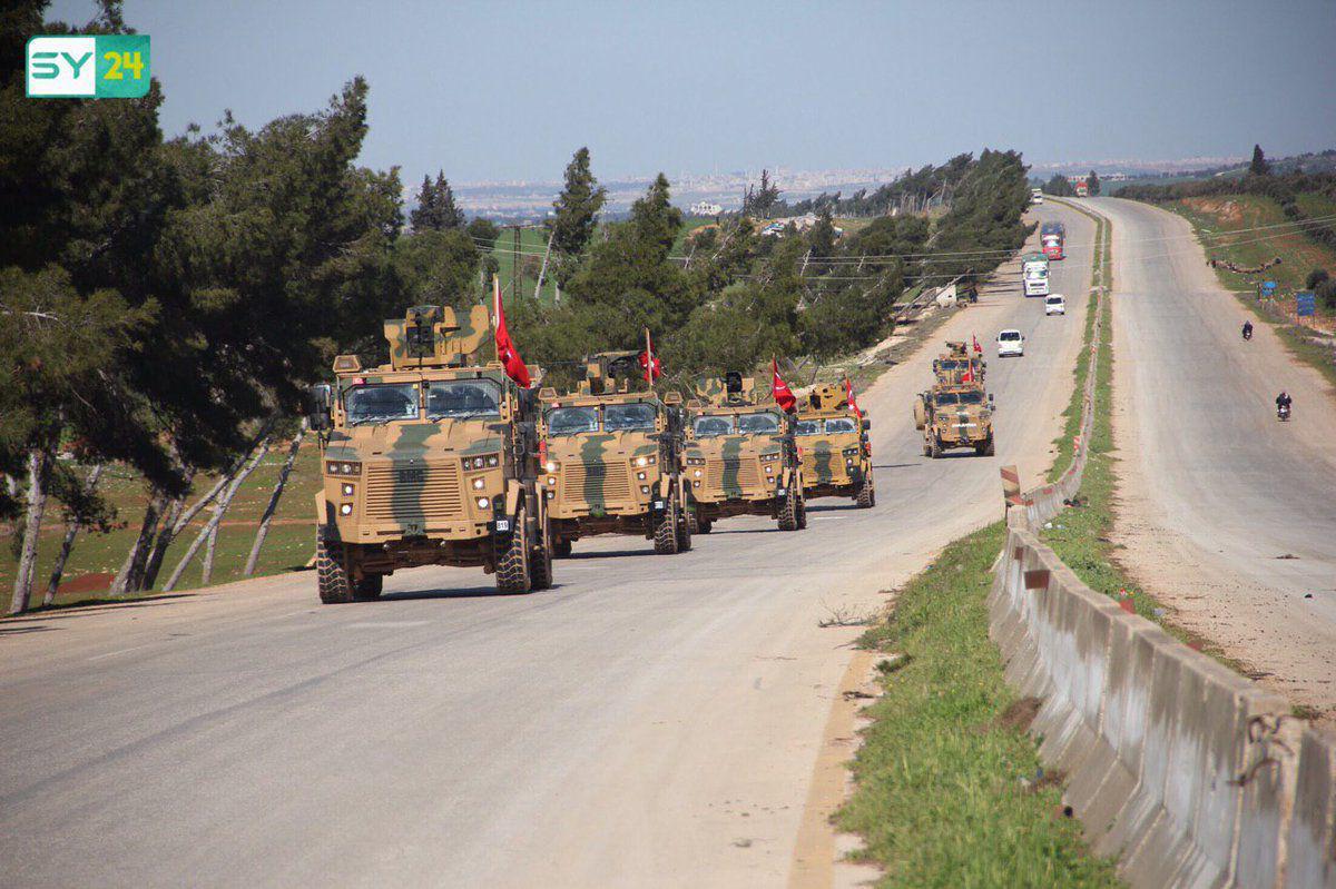 Що там в Сирії – хроніка подій за 7-8 березня
