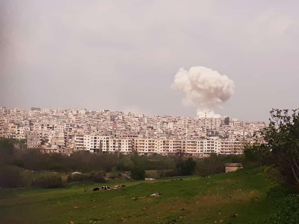 Що там в Сирії – хроніка подій за 7-8 квітня