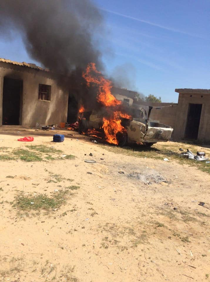 Середземномор'я: Лівія. Огляд останніх подій на 18 квітня.