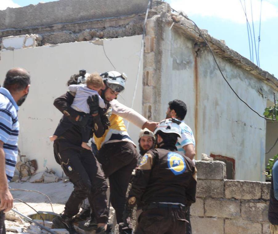Що там в Сирії – хроніка подій за 5-6 травня