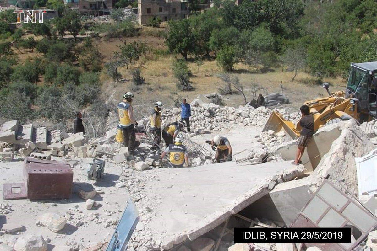Що там в Сирії – хроніка подій за 30-31 травня