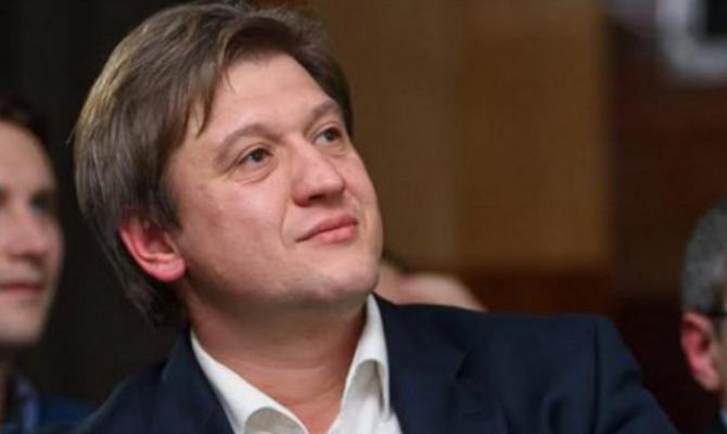 Призначено нового секретаря Ради національної безпеки і оборони України