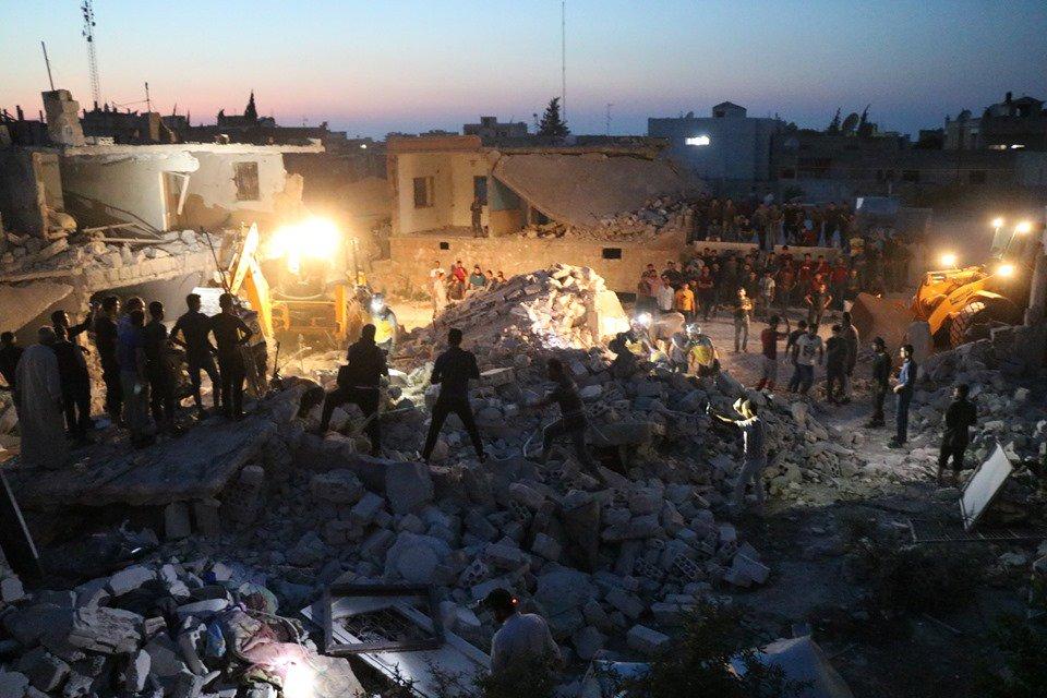 Затишшя в Сирії триває – хроніка подій за 22-23 червня