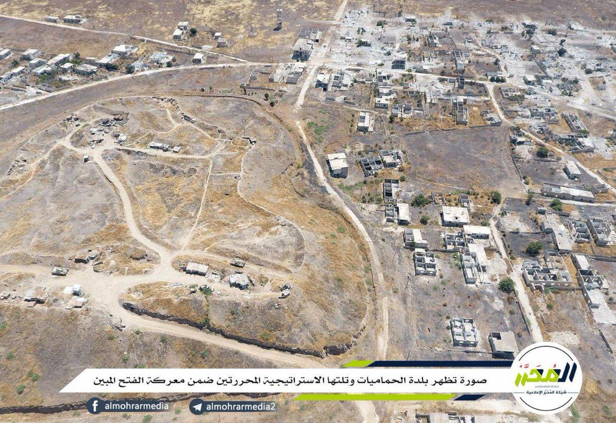 Повстанці оволоділи стратегичною висотою на півночі Сирії – хроніка подій за 11 липня