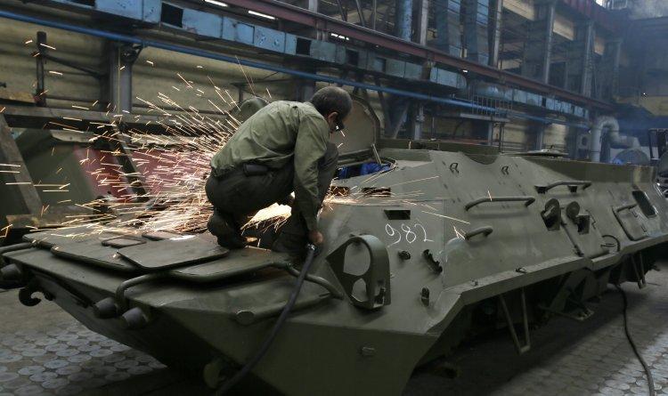 Україна нарощує свою військову промисловість – The Wall Street Journal
