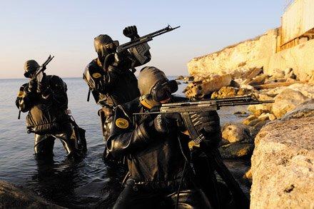 АПС на озброєнні ЦСО СБУ