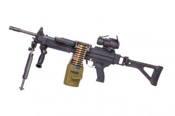 5,56 мм легкий кулемет «Форт-401»