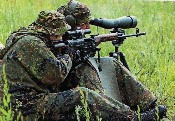 СВД на озброєнні Спецназу ГУР МО