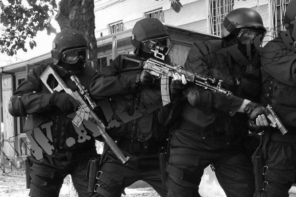 ВСС на озброєнні ЦСО СБУ