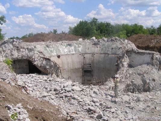 Миколаївщина на порозі техногенної катастрофи через розкрадання ракетних шахт