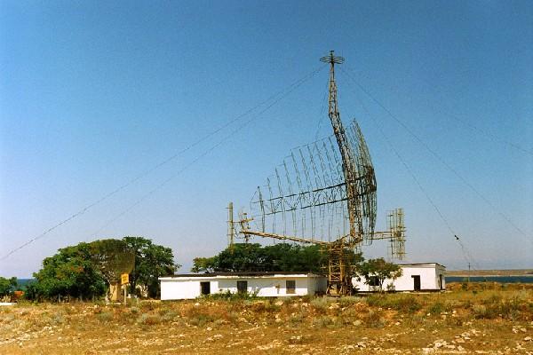 Навчання в 164-ї окремій радіотехнічній бригаді