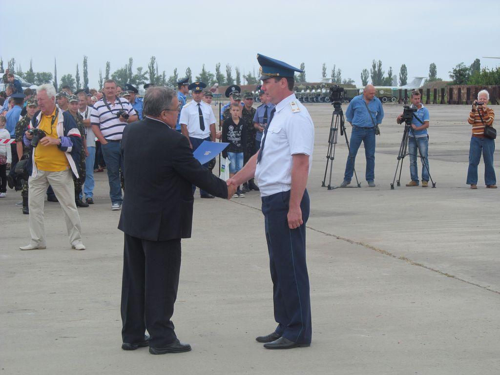 День Авіації (пам'яті В.І. Коренюгіна)