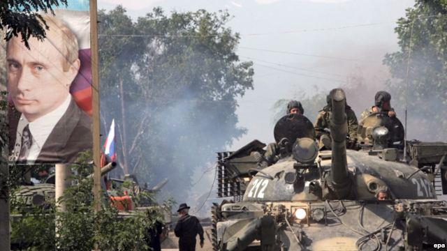 Проти кого переозброюється путінська Росія?