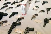 У квітні громадяни добровільно здали до міліції 5087 одиниць різної зброї