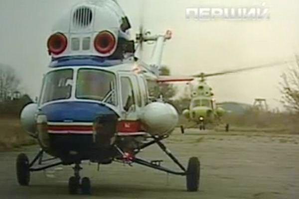 Вінницький авізавод і Запорізька «Мотор Січ» продемонстрували перші модернізовані МІ-2 (ВІДЕО)