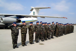 У Харківському університеті Повітряних Сил ім. Івана Кожедуба відбулися урочистості з нагоди чергового випуску 215-ти молодих офіцерів