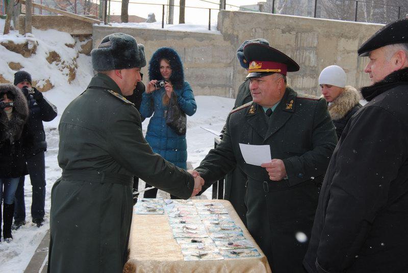 До Дня захисника Вітчизни 174 сім'ї військовослужбовців Рівненського та Старокостянтинівського гарнізонів отримали службове житло