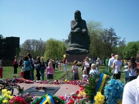 9 травня. Кіровоград