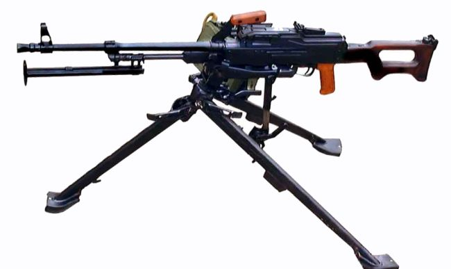 7,62 мм кулемет Калашнікова ПК (ПКМ)