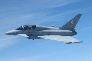 ВПС Великобританії готуються до операції в Лівії
