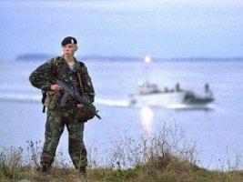 Морська піхота – боєздатна, але малочисельна