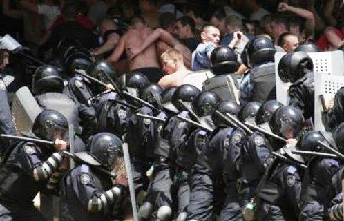 Додатковий полк ВВ відрядять в Донецьк