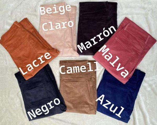 Corduroy Colores