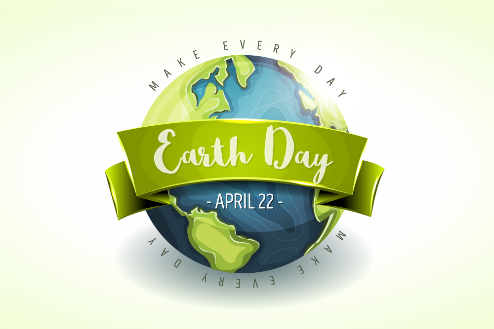 Celebrate Earth Day and Make a Difference - Milady