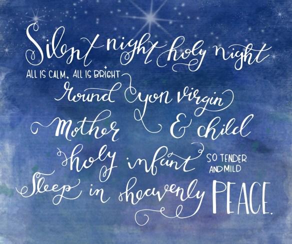 silent night wide version
