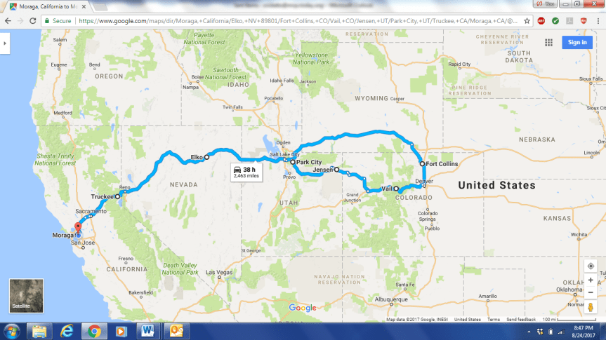 Thankful Thursday – Road Trippin' the American West