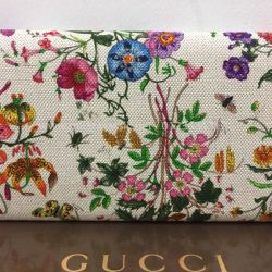 8d274bfcaf424d Gucci Canvas Floral Wallet Gucci Bags Wwwmilanclassicnet: Buy Sell