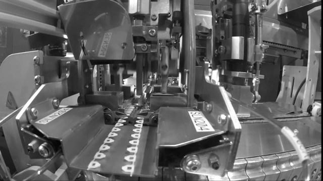 Tucker Pin Machine