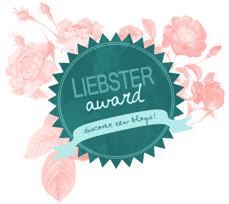 Liebster Award: Answering Questions and Sharing Blogs!