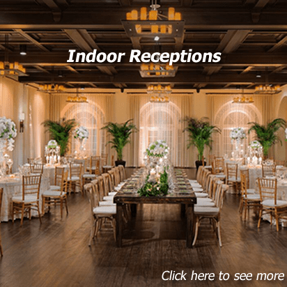 Indoor Receptions