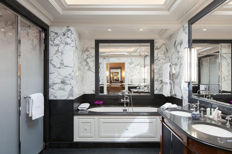 bathroom duplex apart